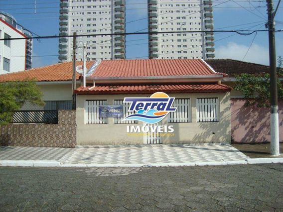 Casa Residencial À Venda, Canto Do Forte, Praia Grande. - Ca0853