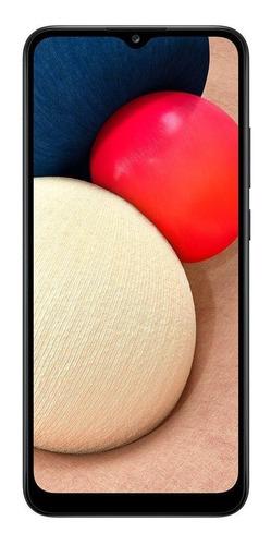 Samsung Galaxy A02s Dual SIM 32 GB preto 3 GB RAM