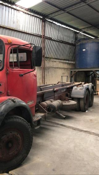 Caminhão M.benz 1513 Ano 1986