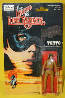 Vintage Tonto Sellado The Legend Of The Lone Ranger Gabriel