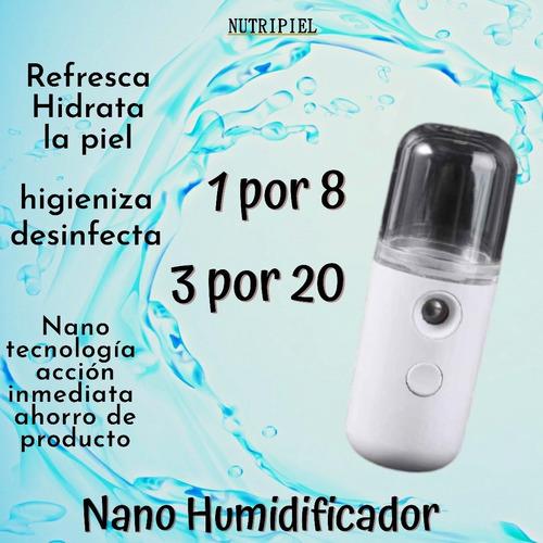 Nano Humificador / Nano Spray/ Nano Mist / Vaporizador