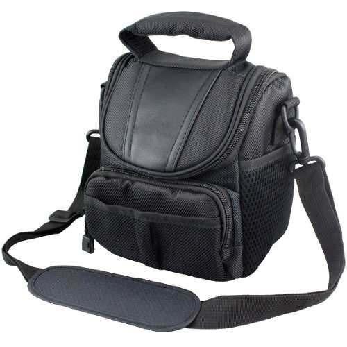 Bolsa Case Câmera Canon T5i T6i T7i 70d 76 T7 Sx60 Mini Bag