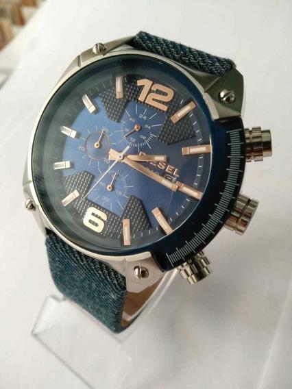 Relógio Deisel Azul Jeans, Prova D