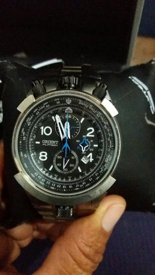 Relógio Orient Flytech Mbttc008
