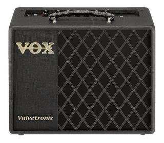 Amplificador VOX VTX Series VT20X 20W valvular negro