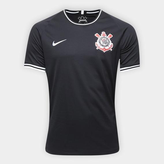 Nova Camisa Corinthians Oficial Il 19-20 - Personalizada!