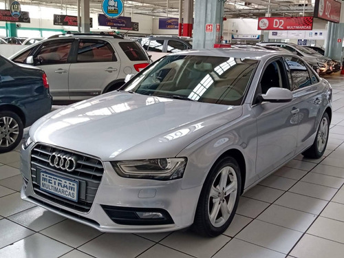 Imagem 1 de 9 de Audi A4 1.8 Tfsi Attraction Gasolina 4p Multitronic