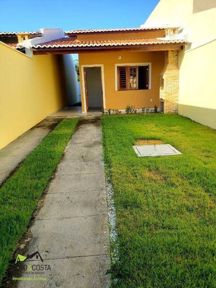 Casa Com 2 Dormitórios À Venda, 83 M² Por R$ 145.000,00 - Pedras - Fortaleza/ce - Ca0322