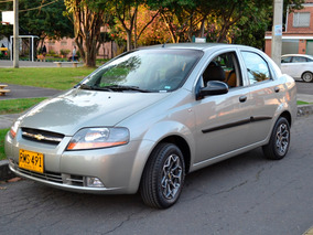Chevrolet Aveo 1.6 A.a.version F.e.