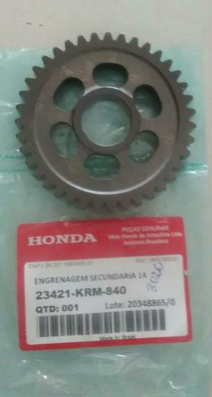 Engrenagem Secundária A1 Cg150titan-original Honda-04/13