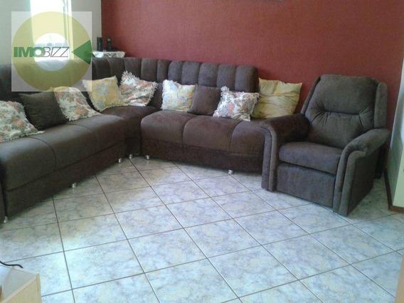 Casa Residencial À Venda, Loteamento Residencial Santa Gertrudes, Valinhos. - Ca1329