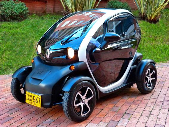 Renault Twizy Technic 2 Pasajeros Sin Pico Y Placa