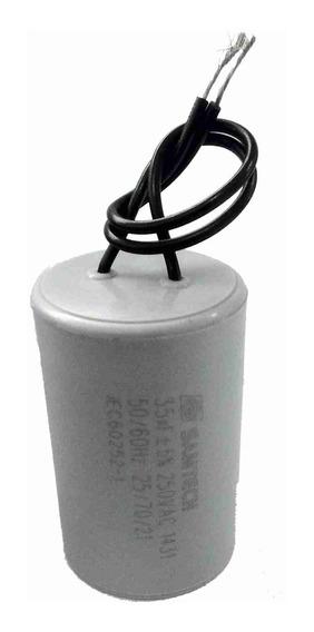 Capacitor De Partida 35uf 250vac 1431 50/60hz