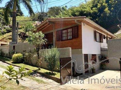 Imagem 1 de 15 de Casa De Condominio Em Condominio Professor Pinheiro  -  Miguel Pereira - 770