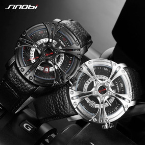 Reloj De Hombre Sinobi Racing De Moda