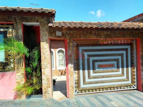 Casa Com 3 Dormitórios À Venda, 109 M² Por R$ 800.000 - Jardim San Giovani - Ferraz De Vasconcelos/sp - Ca0532