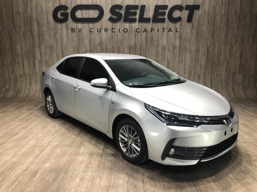 Toyota Corolla 1.8 Xei 2019 Gris Plata Excelente Estado