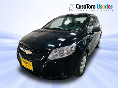 Chevrolet Sail Ls 1,4 Sd Mt 2019 1400cc