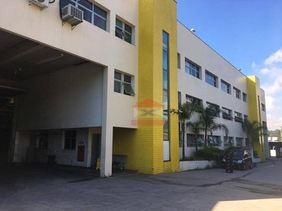 Galpão Para Alugar, 4994 M² - Jardim Cláudio - Cotia/sp - Ga0126