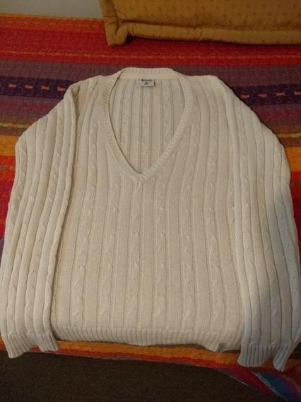 Lote X 2 Sweater Pullover Mujer Columbia + Saco Saquito Hilo