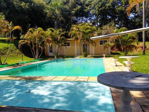 Chácara À Venda, 26000 M² Por R$ 550.000,00 - Campo Novo - Bragança Paulista/sp - Ch1060