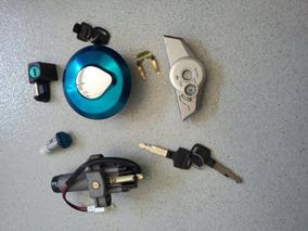 Kit Chave Ingnição Titan-150 04/08 C/sensor Junkun 002557