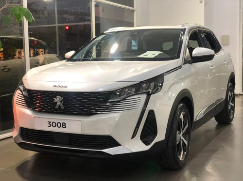 Imagen 1 de 15 de Nuevo Peugeot 3008 Allure Thp Tiptronic 0km - Darc Autos