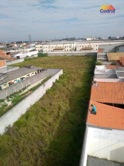 Terreno Residencial À Venda, Jundiapeba, Mogi Das Cruzes - Te0187. - Te0187