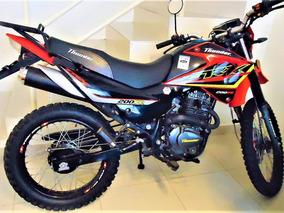 Vendo Moto Thunder Trx200 2018 , Guayaquil