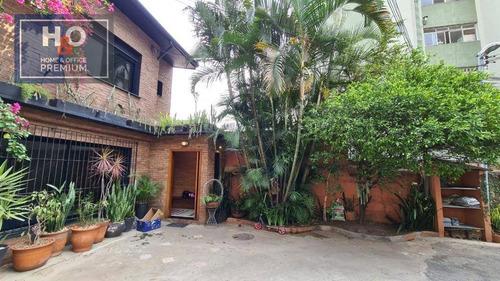 Excelente Casa De Vila, 2 Dorm À Venda, 200 M² - Vila Olímpia - São Paulo/sp - Ca0150