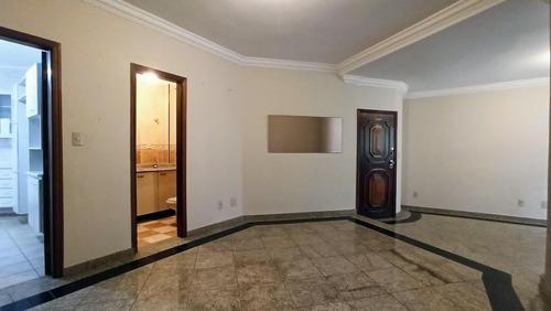 Apartamento À Venda, 117 M² Por R$ 800.000,00 - Pompéia - Santos/sp - Ap1514