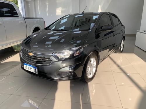 Chevrolet Onix Lt 1.4 Mt Gris 2019 16.000 Km.