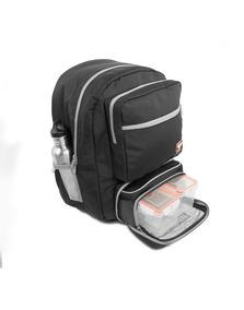 Bolsa Térmica Fitmark Modelo Backpack Com Marmita Fitness