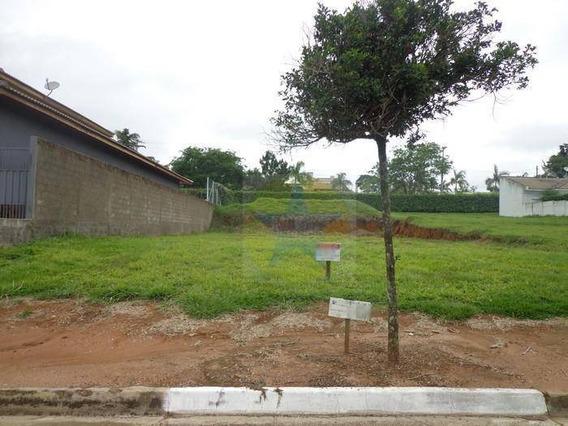 Terreno À Venda Em Condomínio Fechado - Atibaia Sp - Te0367