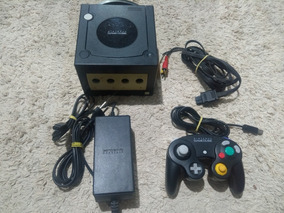 Game Cube Black Gradiente - Fonte Bi-volt