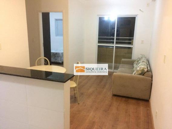Apartamento Com 2 Dormitórios Para Alugar, 57 M² Por R$ 1.450,00/mês - Alpha Club Residencial - Votorantim/sp - Ap0281