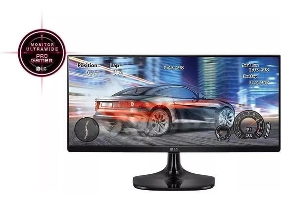 Monitor Gamer LG Led Ultrawide Full Hd 25 Ips 25um58 25