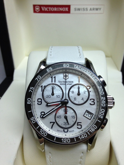 Relógio Victorinox Chrono Classic Lady 241418