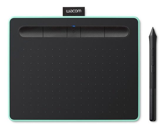 Tableta Gráfica Wacom Intuos Comfort Pen Small Pistacho