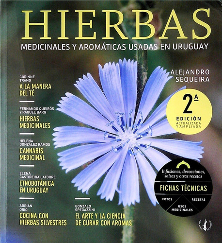 Hierbas  Medicinales Y Aromaticas -alejandro Sequeira