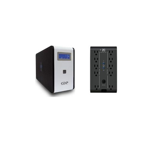 Ups R-smart 1010 Cdp 1000 Va 10 Tomas Pantalla Monitoreo