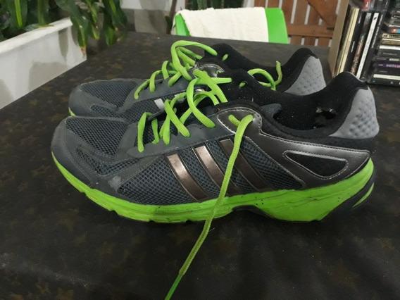 Zapatillas adidas Running Talle 13 - 48 Usadas Buen Estado