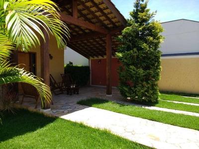 Casa Residencial À Venda, Jardim Esplanada, Indaiatuba. - Ca6210