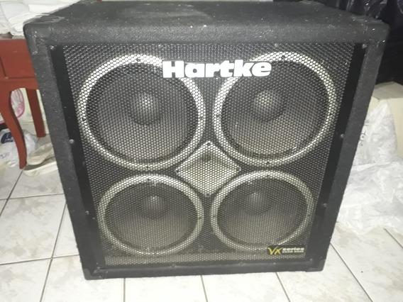 Caixa Hartke Vx Series 410 E Cabeçote Backline 600