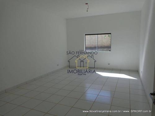 Imagem 1 de 22 de Sala Comercial Para Locação, Beverly Hills, Jandira - Sa0125. - Sa0125