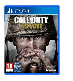 Call Of Duty Juego Play 4 Ps4 Call Of Duty Ww Ii Latam