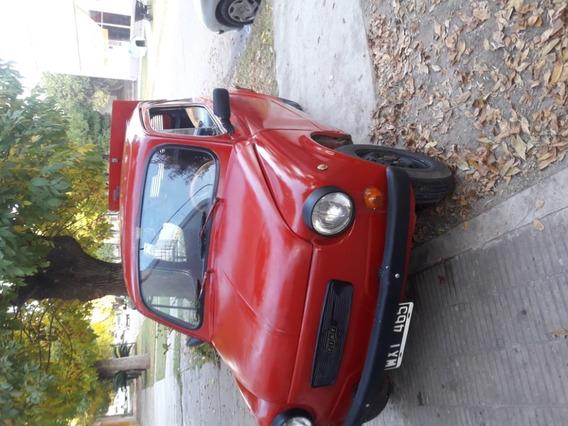 Fiat 600r Mod.1975, 2 Puertas.