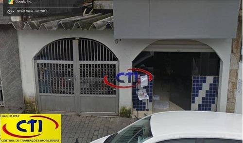 Imagem 1 de 12 de Casa Assobradada 3 Dormitórios Suitesão Bernardo Do Campo. - Ca0067