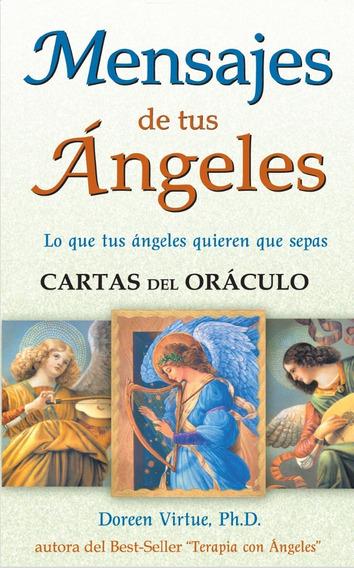 Mensajes De Tus Ángeles Cartas Oráculo 44 Cartas Y Manual