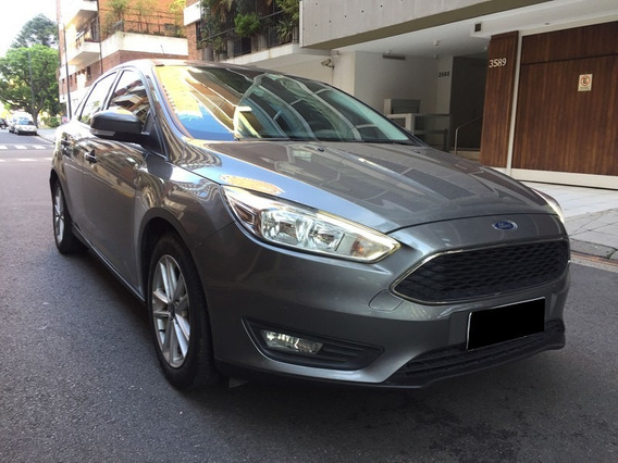 Ford Focus 1.6 S Sedan 2017